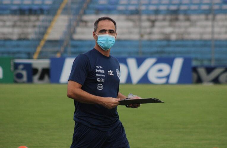 Rogério Zimmermann não é mais técnico do Esportivo