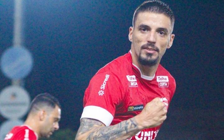 Zagueiro Rafael Goiano tem lesão muscular confirmada