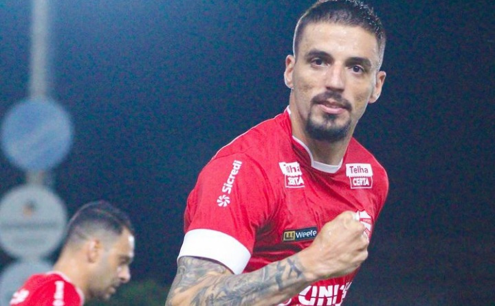 Ex-São Luiz, Rafael Goiano, é o novo reforço da Aparecidense
