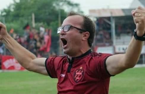 Técnico Fernando Agostini avalia campanha do Sapucaiense na 2ª divisão