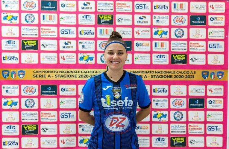 Tainã Santos realizará clínica de Futsal com Escolinha Feminina do São Luiz