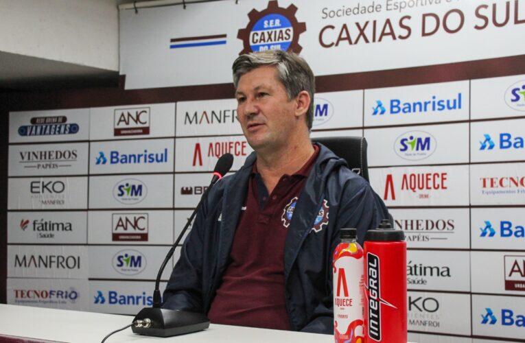 """""""O sonho do torcedor é o acesso para a série C"""", diz o gerente de futebol do Caxias"""