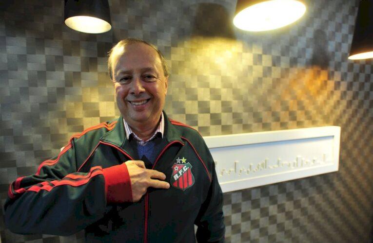 Ex-presidente do Riograndense/SM morre aos 64 anos