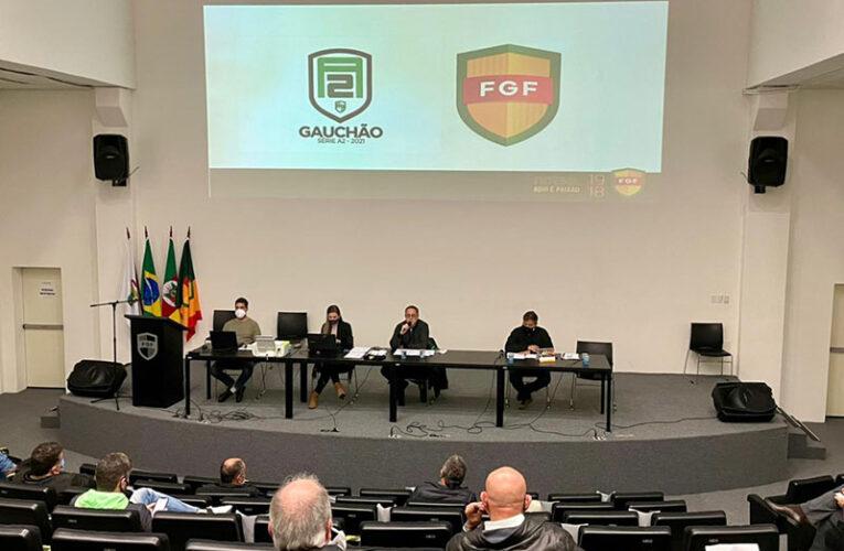 Conselho Técnico na FGF define datas e regulamento da Divisão de Acesso 2021