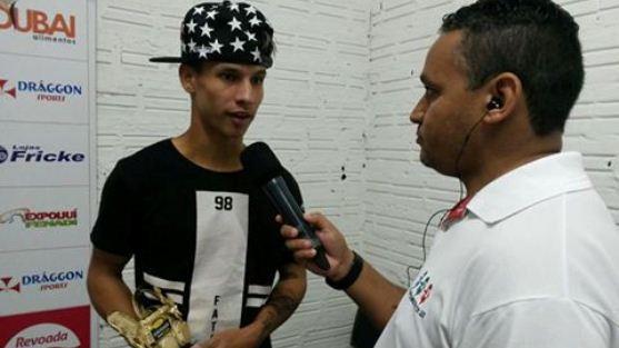 Ex-São Luiz, Ferreira, é eleito o craque do Gauchão 2021
