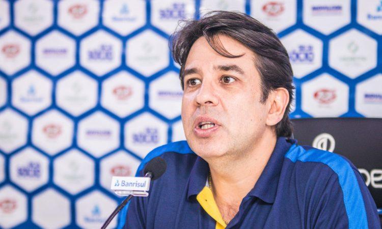 """""""Dentro de campo, não tivemos sucesso necessário"""", diz vice-presidente do Pelotas"""