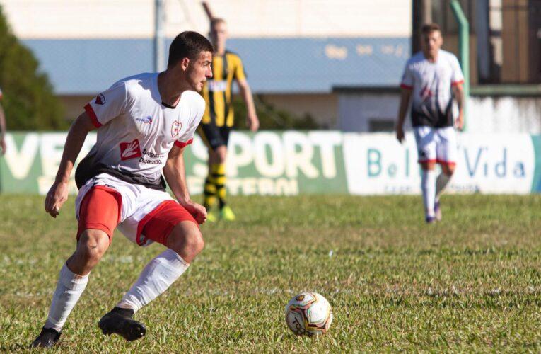 Atacante Dionata Piolho fala sobre o primeiro gol como profissional
