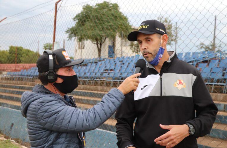 Técnico do São Borja fala sobre carreira e campanha da equipe na segunda divisão