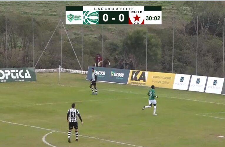Definidos os confrontos das semifinais da Segunda Divisão Gaúcha