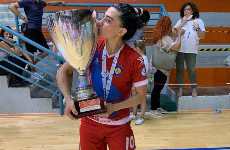 Luciléia Minuzzo é Campeã Italiana 2021