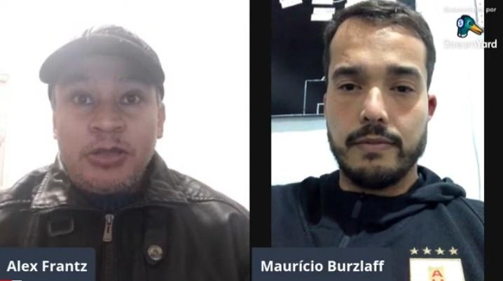 """Maurício Burzlaff: """"É um privilégio estar a frente do comando técnico do Igrejinha"""""""