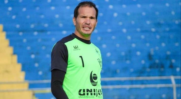 Autor do gol do título da Divisão de Acesso 2017, ex-goleiro do São Luiz, anuncia aposentadoria
