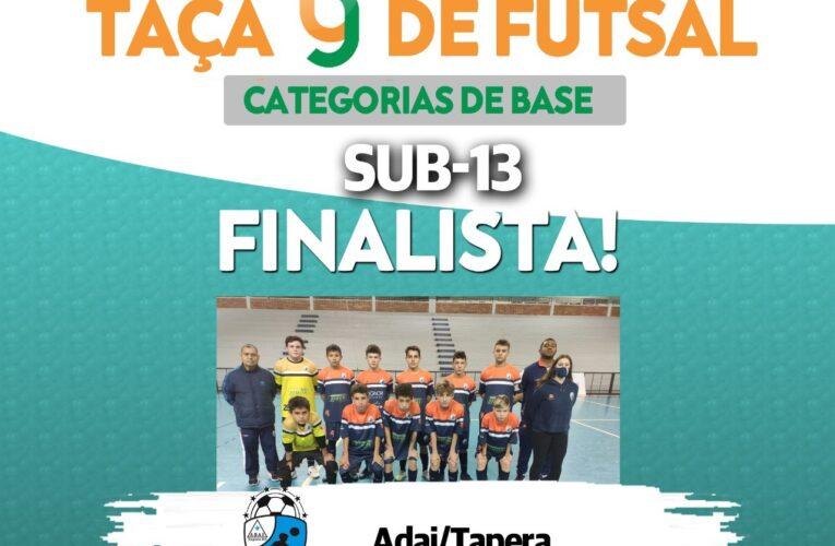 Campeões da Liga Gaúcha sub-11 pela AAPF seguem se destacando nas quadras do estado