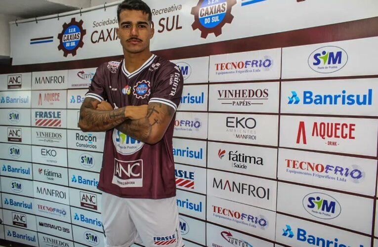 Caxias confirma reforço para a sequência da temporada