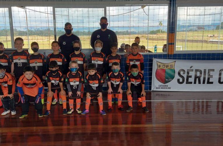Atletas da região se preparam para a Liga Gaúcha de Futsal