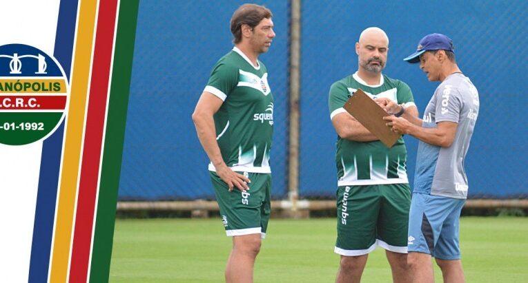 Cristian de Souza confirmado como técnico do Veranópolis