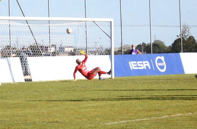 Gaúcho larga em vantagem na briga pelo título da Segunda Divisão