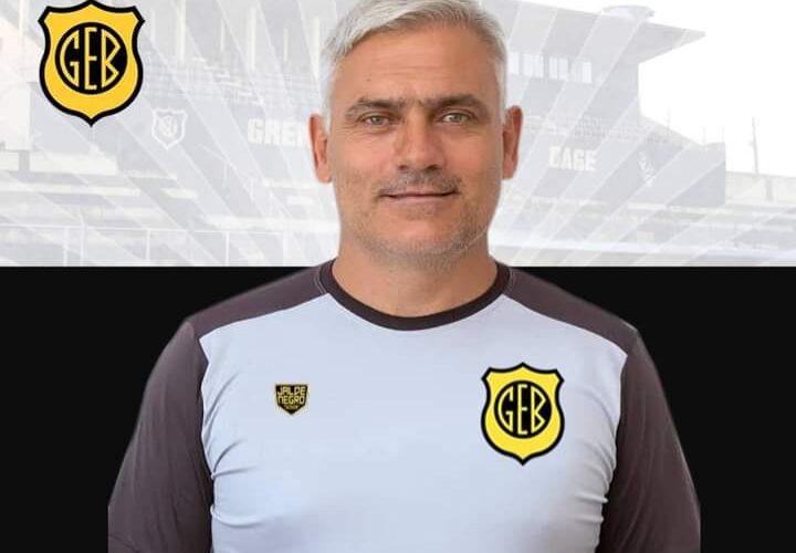 Fabiano Daitx é o novo técnico do Bagé