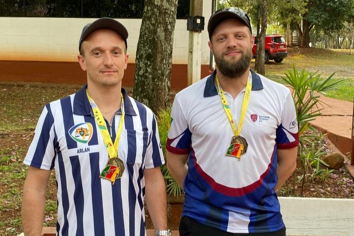 Atletas da SOGI são destaque em campeonato gaúcho de tiro prático