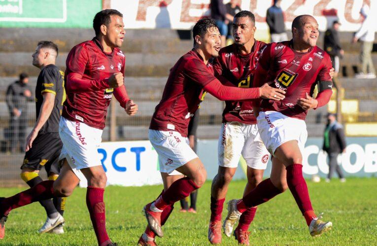 Inter-SM e Guarani-VA se recuperam na Divisão de Acesso