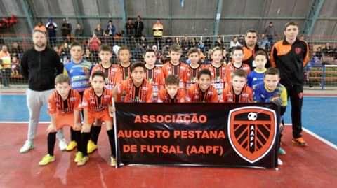 AAPF conhece adversários no Gauchão Sub-13