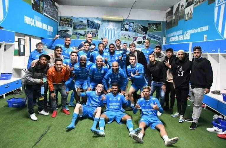 Novo Hamburgo goleia na estreia da Copa Dirceu de Castro