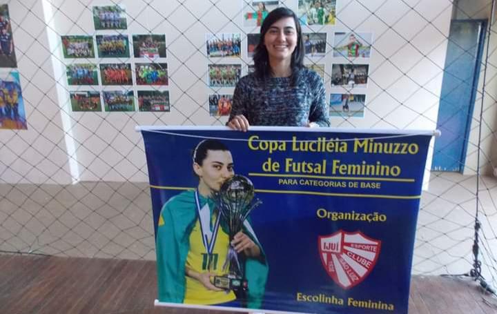 Copa Luciléia Minuzzo terá retorno em 2022