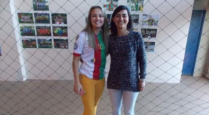 Pela primeira vez, Tainã Santos e Luciléia Minuzzo vão atuar juntas