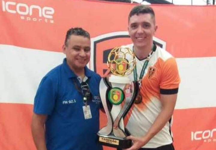Técnico do sub-13 da AAPF fala sobre a vitória contra a ASR Santa Rosa