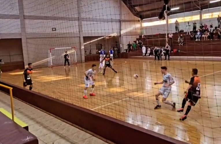 AAPF estreia com vitória no estadual sub-13