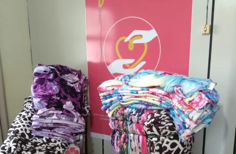 Multa da SER Santo Ângelo é convertida em doação de cobertores para o município