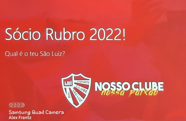 Confira o vídeo institucional do Esporte Clube São Luiz