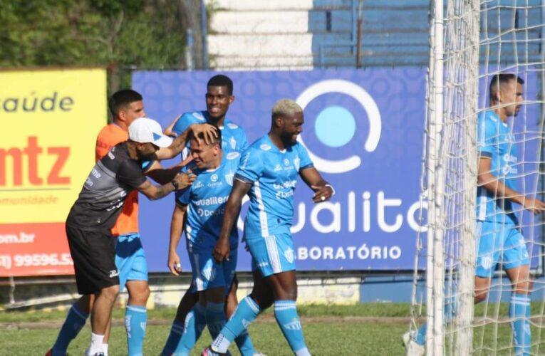 Novo Hamburgo e Bagé vencem na Copa Dirceu de Castro
