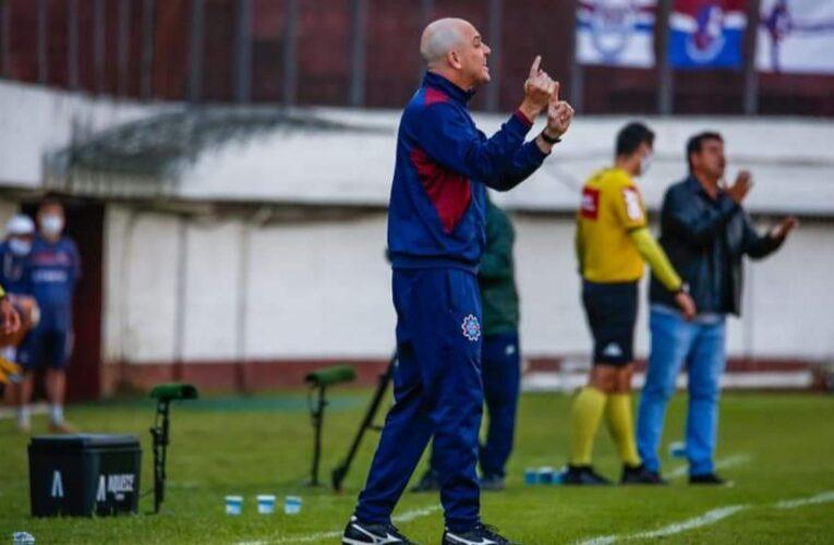 Rafael Jaques não é mais técnico do Caxias