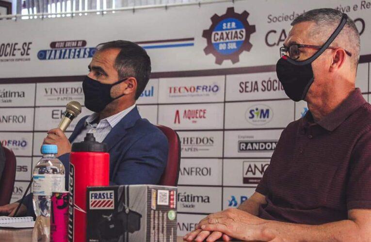 Rogério Zimmermann é o novo técnico do Caxias