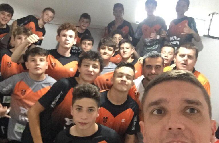 Gauchão Sub-13: AAPF goleia SER Itaqui e garante classificação antecipada