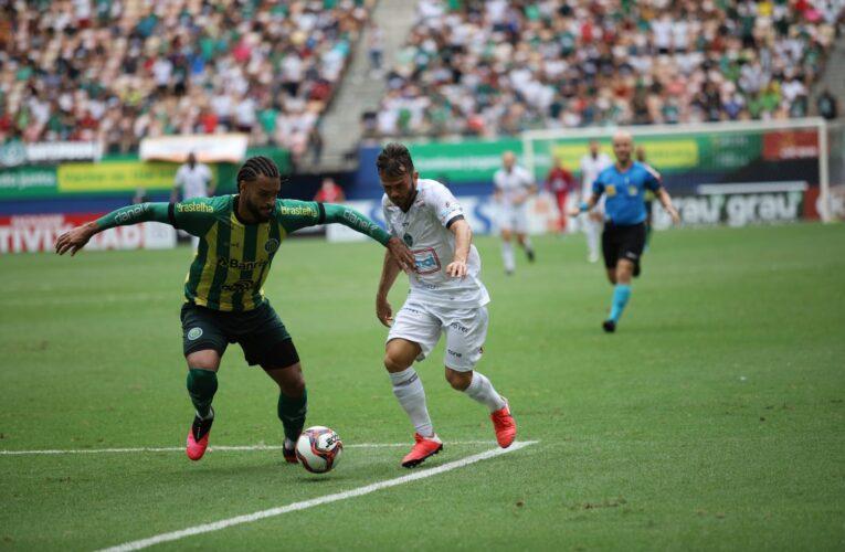 Série C: Ypiranga empata com o Manaus e segue sem vitória na segunda fase