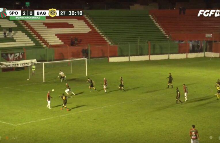 Série A2: São Paulo-RS vence o Bagé e segue na disputa pela classificação